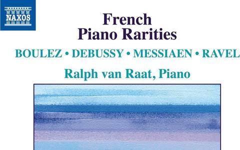 Ralph van Raat: French Piano Rarities