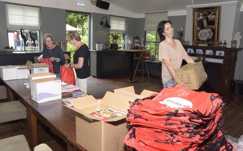 Fiets4Daagse in Westerbork gaat dit jaar 'met de handrem erop'