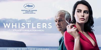 The Whisters poster