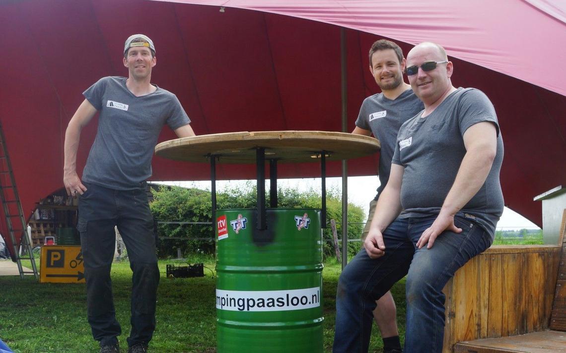 TT-gangers kunnen nu ook terecht op camping Paasloo in Smilde: 'We hebben er nu al veel lol aan' - Dagblad van het Noorden
