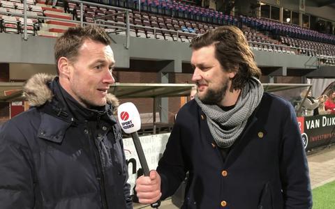 FC Emmen op rapport bij Marnix Kolder: 'Als ze elke week zo spelen, blijven ze in de eredivisie'