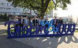 Coevorder raadsleden op bezoek in de Wit-Russische zusterstad Brest.