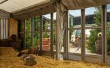 Grillrestaurant in Drouwen begint drive-thru in Middeleeuwse tent. 'Nog meer beleving met echte schapen'