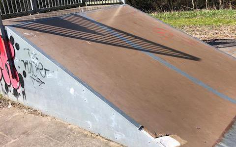 Skatebaan in Borger doelwit van vandalen