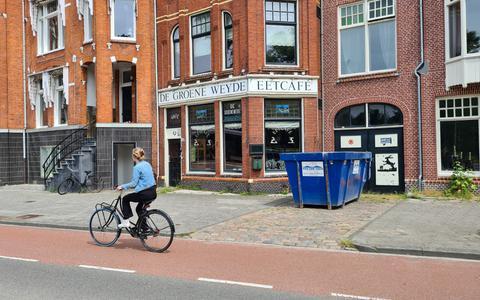 De Groene Weyde is één van de oudste cafés van Groningen. Horeca-ondernemer Matthijs Vinckemöller blaast de kroeg uit 1652 nieuw leven in. 'Zo'n lange geschiedenis is wel erg bijzonder'