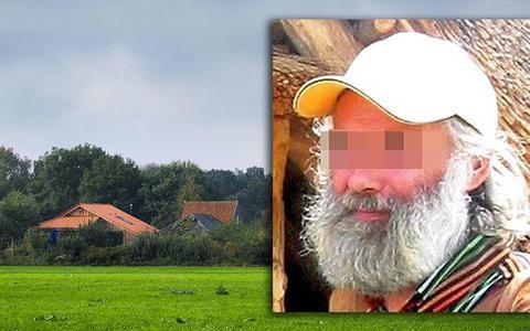 Verdachte vader Gerrit Jan Van D. uit Ruinerwold is te zwak om voor de rechter te verschijnen