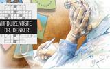 Dr. Denker hoopt op nog eens 5000 puzzels
