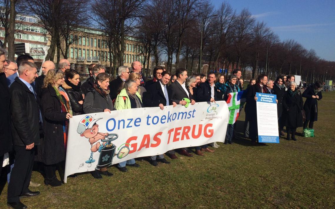 Groningers naar den haag om gasschade snel af te handelen for Uit agenda den haag