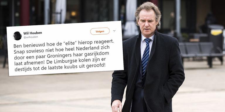 Burgemeester Wil Houben (gemeente Voerendaal) maakte 'geen vrienden in Groningen'