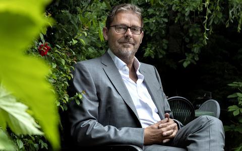 Maarten Postma, hoogleraar global health aan de RUG.