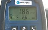 Automobilist met 186 km/u over de N33