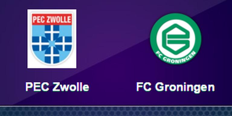 Foto screenshot FC Groningen website