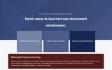 Pas op! De website afspraakloket.nl licht mensen in Drenthe en Groningen op die een afspraak willen maken met hun gemeente