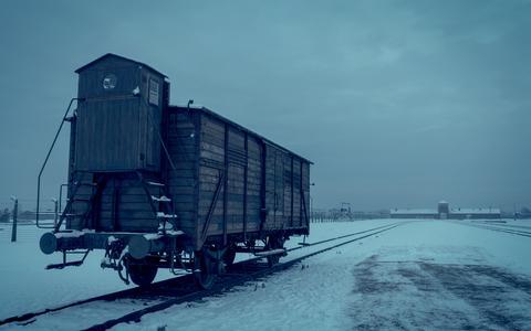 In Beeld: Auschwitz-Birkenau