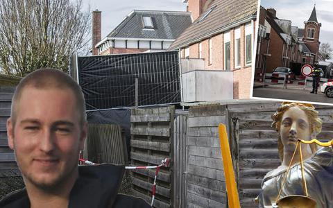 Rechtbank: 8 jaar en tbs voor doodslag Jesse van Wieren