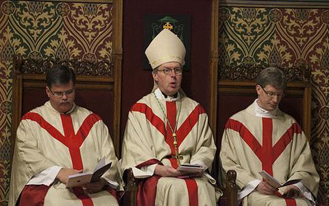 Bisschop krijgt het niet gemakkelijk in Brabant