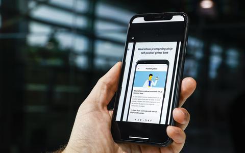 Harvard-onderzoeker over corona-app: 'Als weinig mensen hem gebruiken, creëert een app schijnveiligheid'