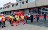 Reddingsvloot van Drenthe en Groningen naar door watersnood getroffen Limburg. 'Nu kunnen we doen waarvoor we zijn opgeleid'