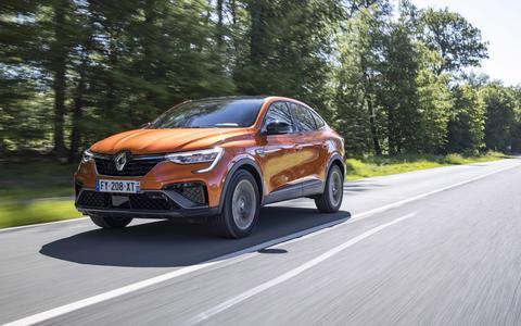 Renault Arkana: Vlot gestileerde aanvulling   autotest