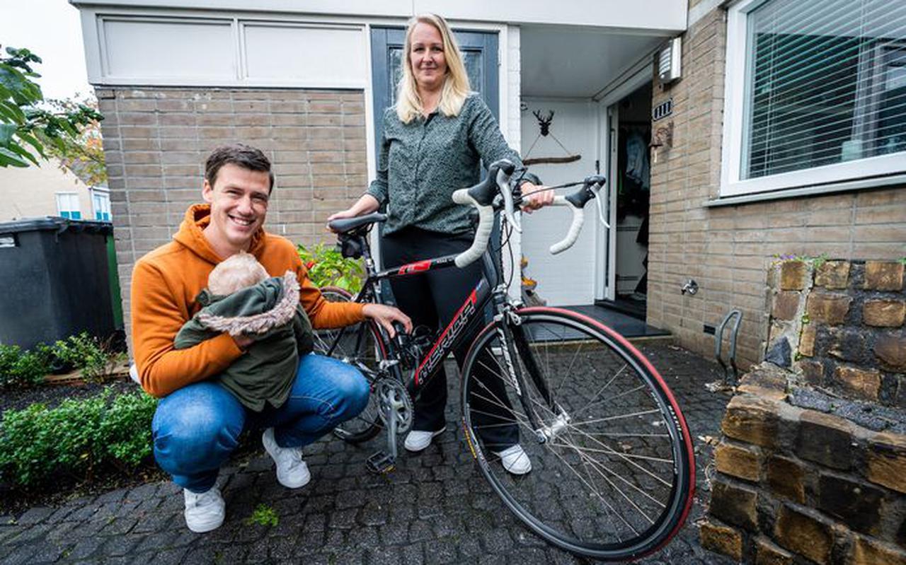 Zoontje Liam van Rolf en Marieke van Panhuis lijdt aan een stofwisselingsziekte.
