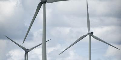 Windmolens. FOTO DVHN