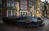 Horecabaas van De Drie Gezusters in Groningen snapt niet dat de terrassen niet open mogen. Is het risico op uitbraak van corona buiten echt minimaal?