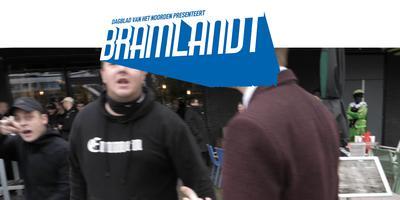 Bram viert Sinterklaas in Emmen, maar niet iedereen is blij met zijn komst.