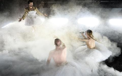Kleine theaters zijn een maand lang in het voordeel (maar 'Swan Lake' van Club Guy & Roni gaat inderdaad door)