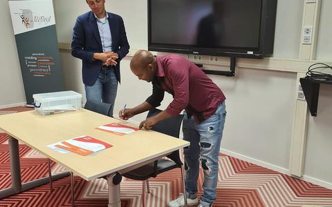 Vluchtelingenwerk wil meer statushouders in Drenthe klaarstomen voor werk en studie. 'Nederlandse gebruiken zijn totaal anders dan in hun thuisland'