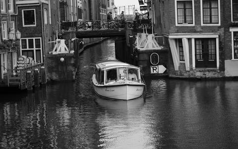 Run op rondvaartvergunning Amsterdam