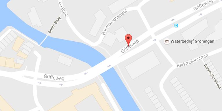 GRIFFEWEG GOOGLE MAPS