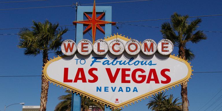 Welcome to Las Vegas. FOTO PIXABAY