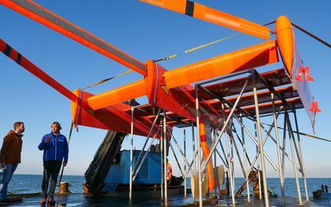 Waddenvereniging tegen onderwatervliegers bij Ameland