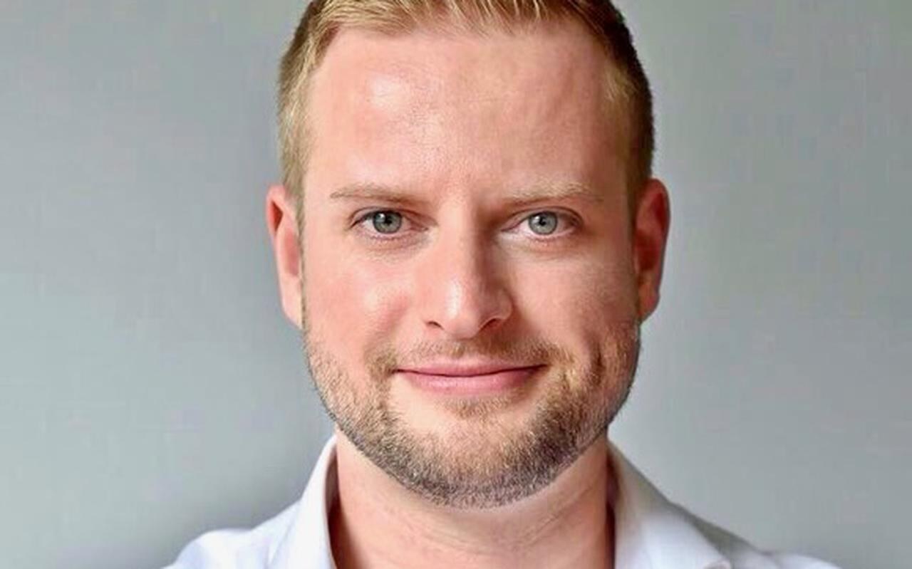 Adriaan Wierenga, noodrechtspecialist van de Rijksuniversiteit Groningen.