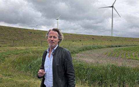 Boekrecensie De windvangers van Mannus van der Laan: Handel in wind ontaardt in drama in Groninger 'Borgen'