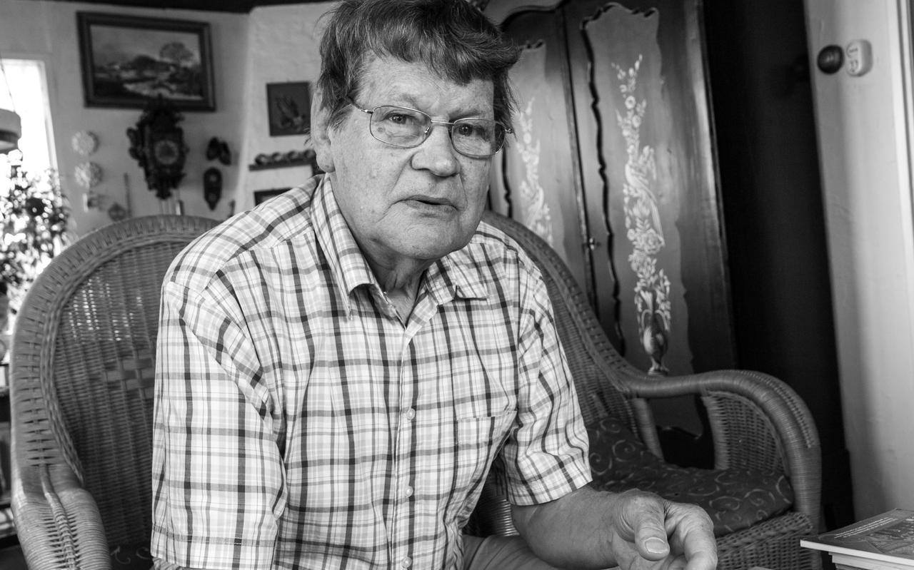 Streektoalschriever Egge Wieringa; Moarum 5 april 1933 – Boerakker 21 oktober 2020.