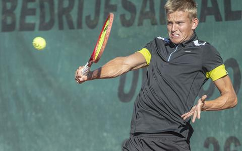 Afzeggingen tenniselite kan de pret niet drukken op REO-toernooi in Roden
