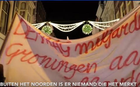 Een nieuw protestlied voor Groningen tegen Rutte