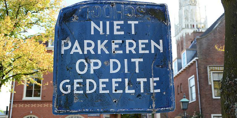 Niet parkeren. FOTO FLICKR
