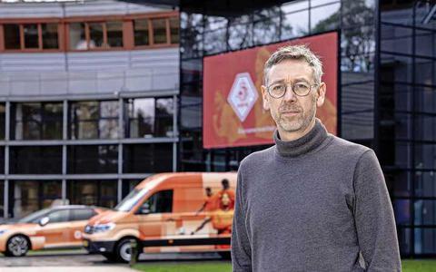 KNVB-directeur amateurvoetbal Jan Dirk van der Zee waarschuwt voor tweede gezondheidscrisis na corona: 'We moeten met z'n allen zo snel mogelijk terug het voetbalveld op'