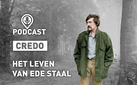 'De muziek van Ede Staal is mijn vader. Daarom heb ik zo'n intense band met zijn muziek' | podcast RTV Noord