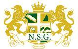 Het logo van de N.S.G.