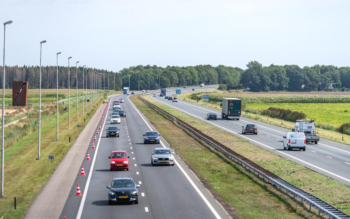 Weggebruikers opgelet: A7 is dit weekend dicht tussen Zuidbroek en Westerbroek - dvhn.nl