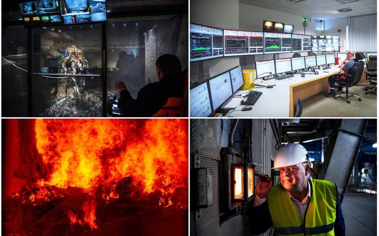 Afvalverbrander EEW in Delfzijl vecht voor een nieuwe vergunning, de oude is vernietigd door de bestuursrechter.