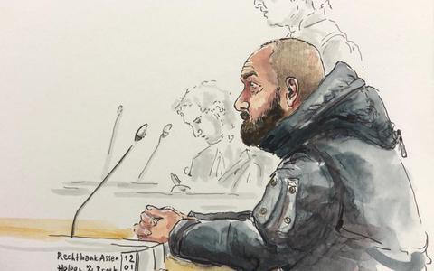 Verdachte kofferbakmoord Hans O. uit Emmen blijft langer vastzitten. O: 'Ik wil naar mijn familie. Mijn kinderen'