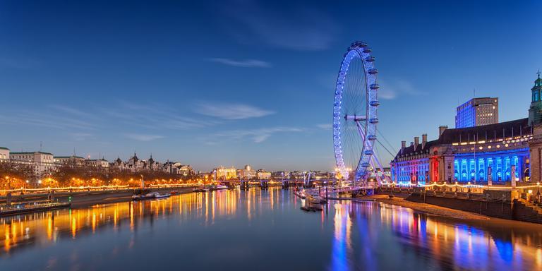 London Eye. FOTO PIXABAY