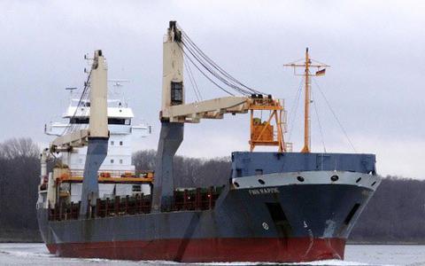 Van piraterij op Gronings vrachtschip verdachte man uit Nigeria blijft in cel