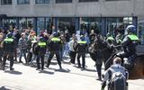 Opgepakte anti-lockdownactivisten weer vrij met boete van 390 euro