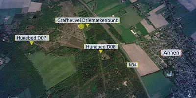 Een 76-jarige wandelaarster werd in juli op klaarlichte dag verkracht in de buurt van Schipborg.