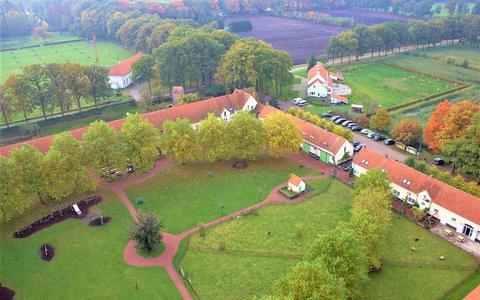 Een voormalige Landlopersboerderij in de Wortel-Kolonie.